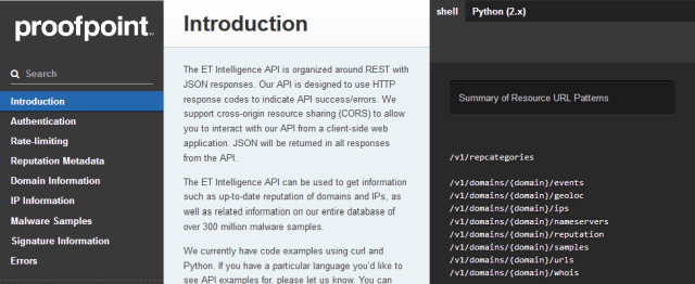 Iqrisk Query API