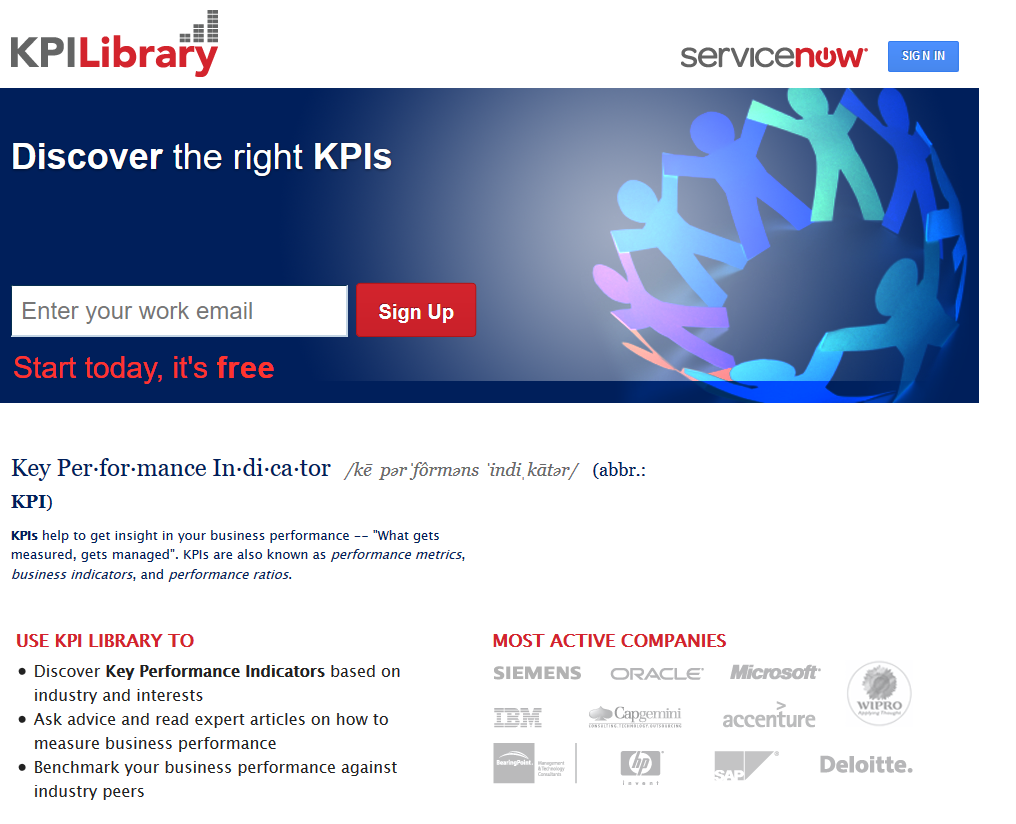 KPI Dashboard API