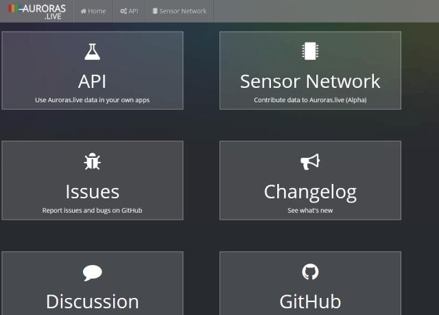 Auroras.Live API