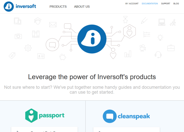 Inversoft Passport API