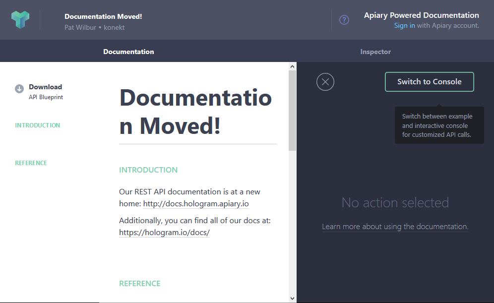 Konekt API