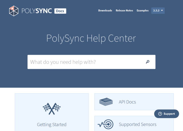Polysync Messaging API