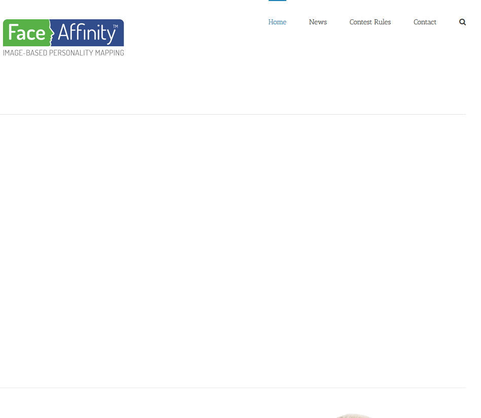 FaceAffinity API