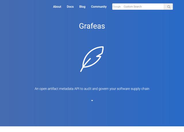 Grafeas API