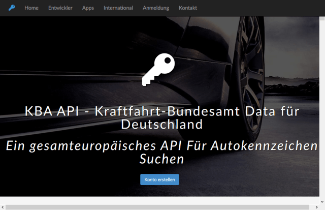 Kba API