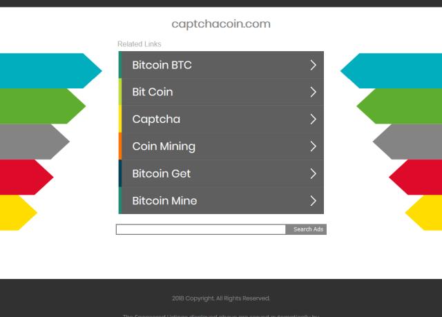 Captchacoin API