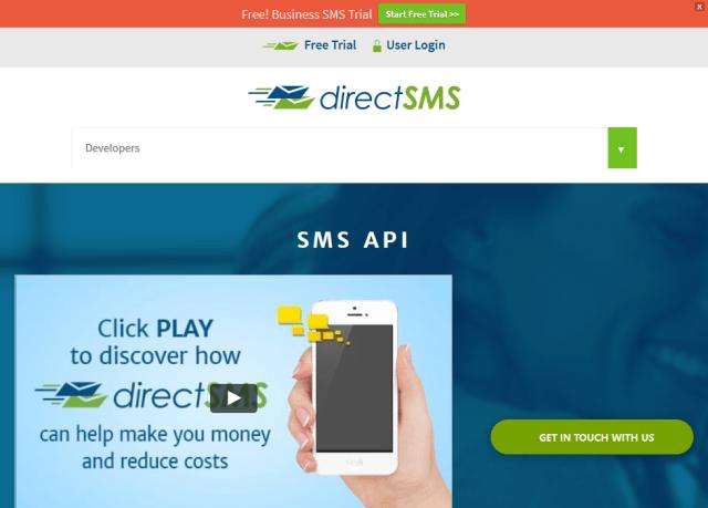 Directsms API