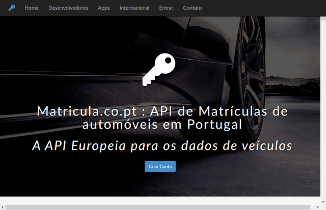 Car Registrations Portugal API