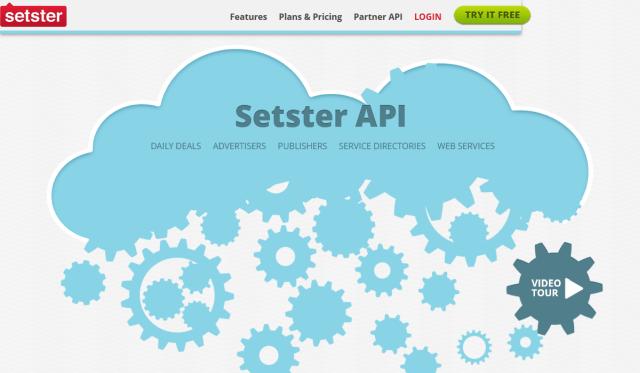 Setster API