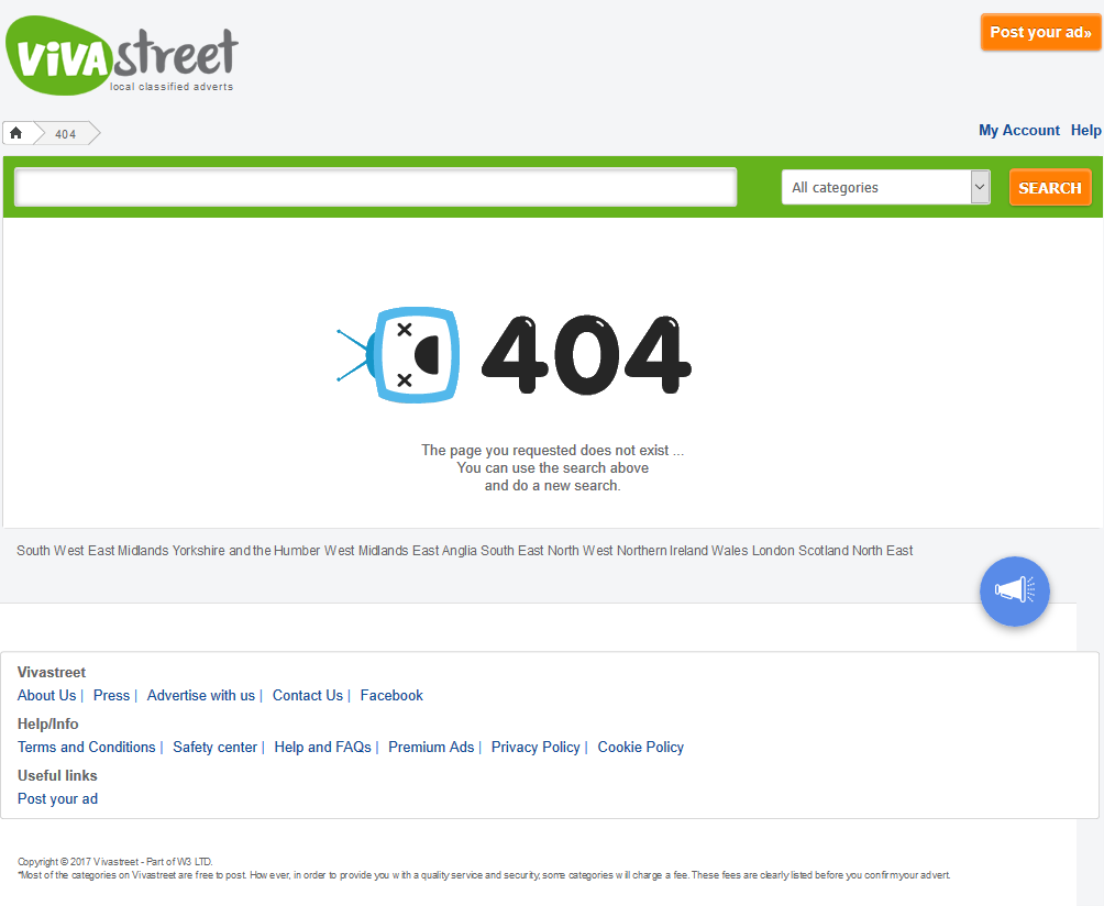 Vivastreet API