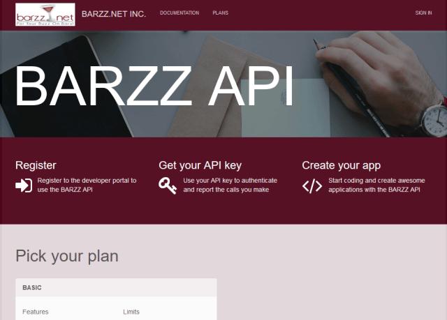 Barzz API