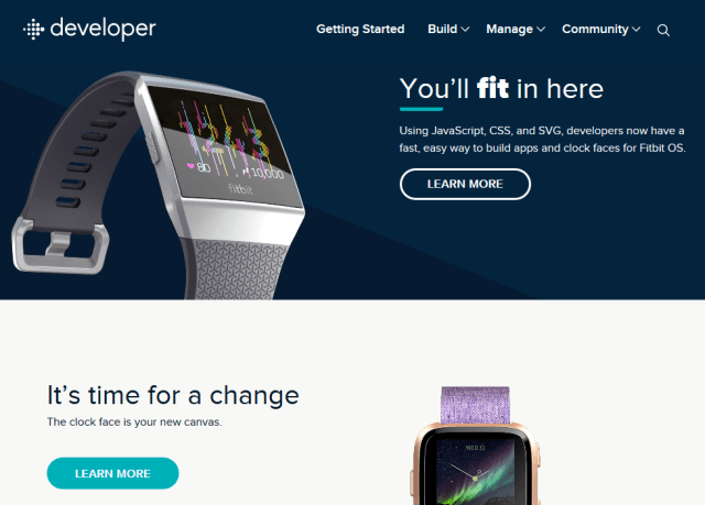 Fitbit API