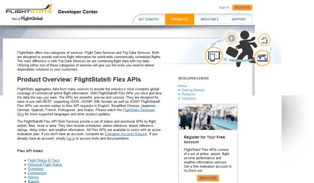 Flightstats API
