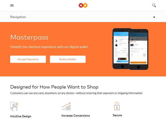 Mastercard Masterpass Merchant Onboarding API