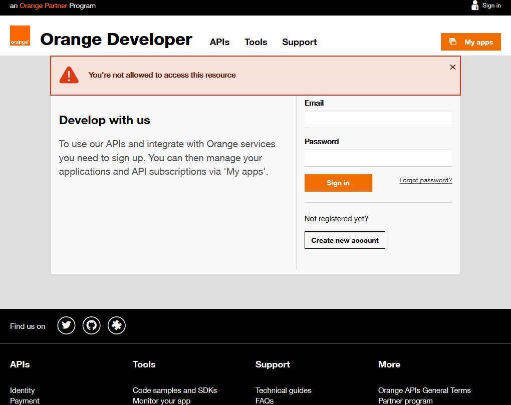 Orange 118712 Directory France API