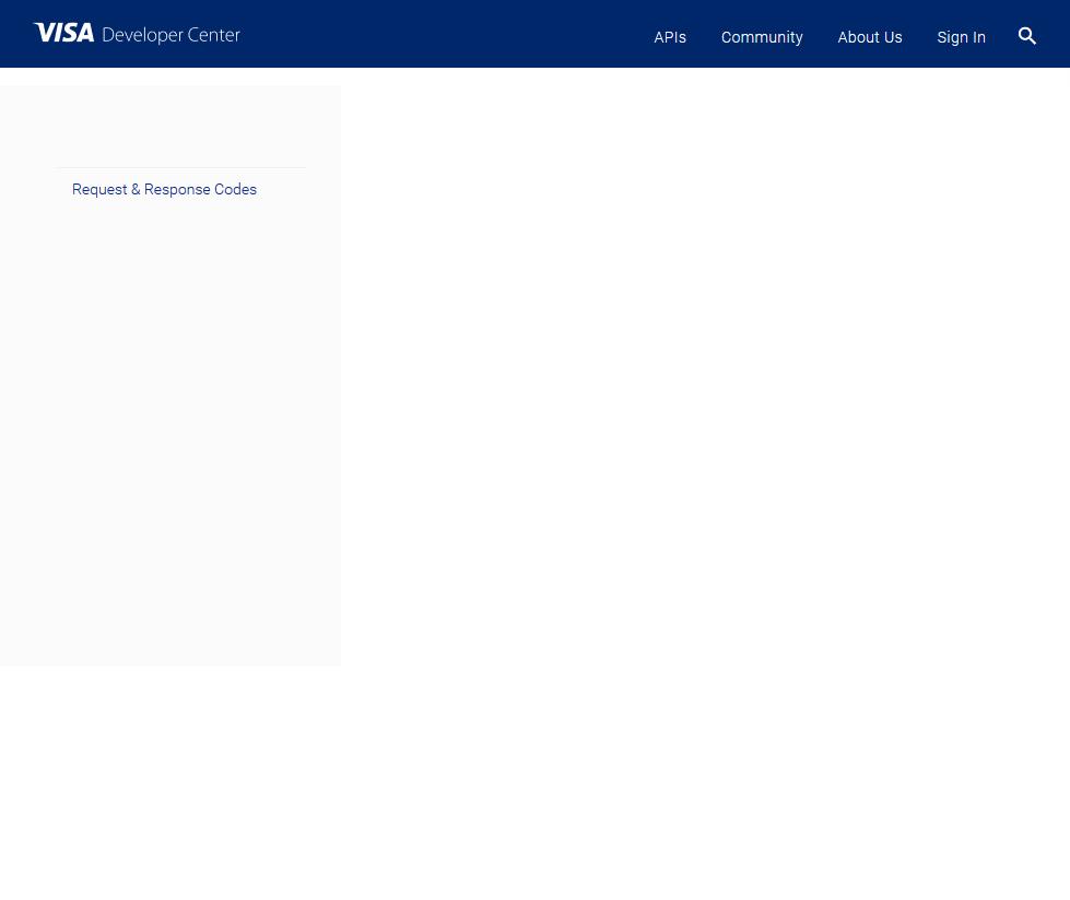 Visa MTX Catalog Management API