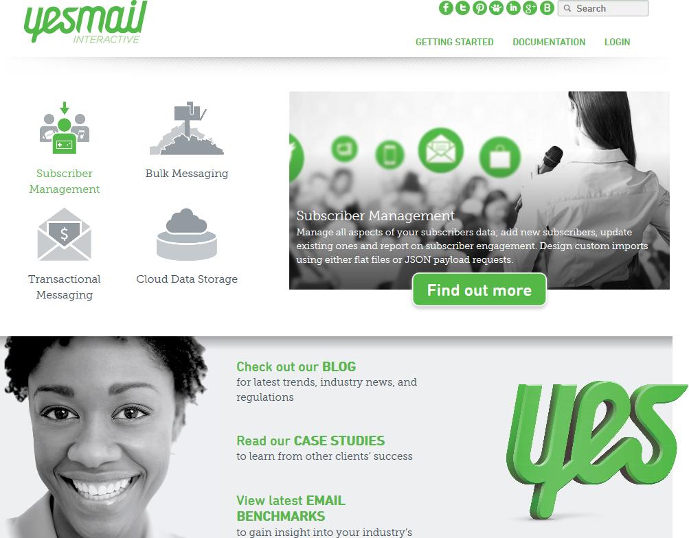 YesMail API