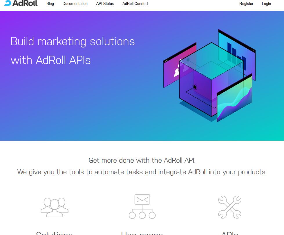 AdRoll API