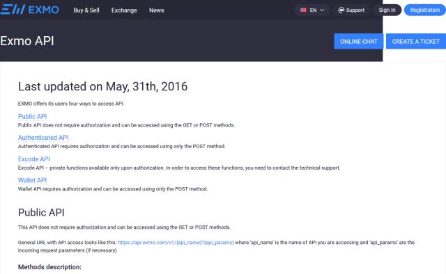 bots bitcoin exmo