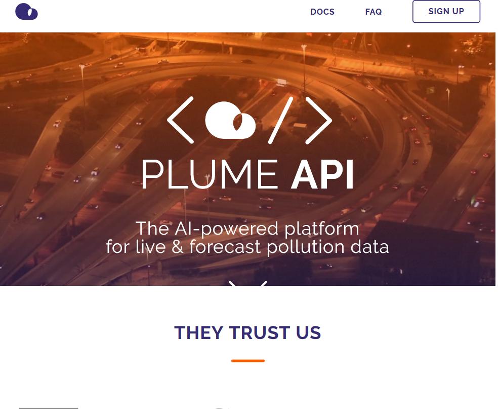 Plume API
