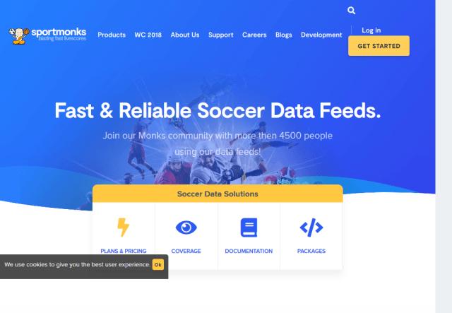 Sportmonks Soccer API