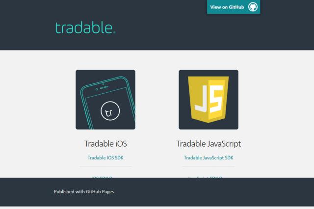 Tradable API