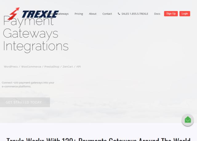 Trexle API
