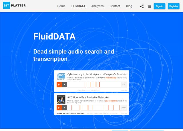 Fluiddata API