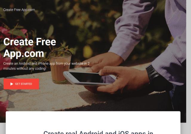 Create Free App API
