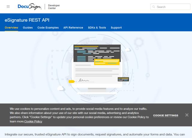 Docusign Enterprise API