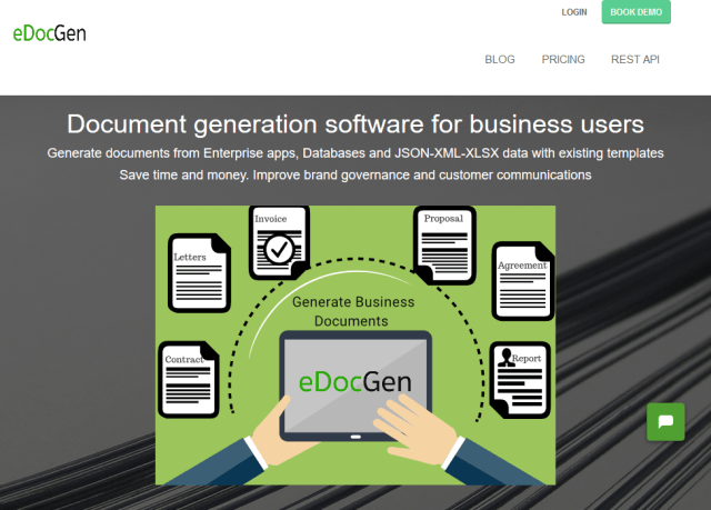 Edocgen Document Generation API