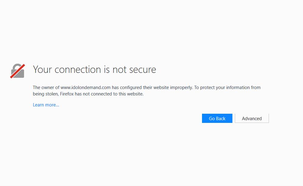 HPE Haven OnDemand Update Connector API