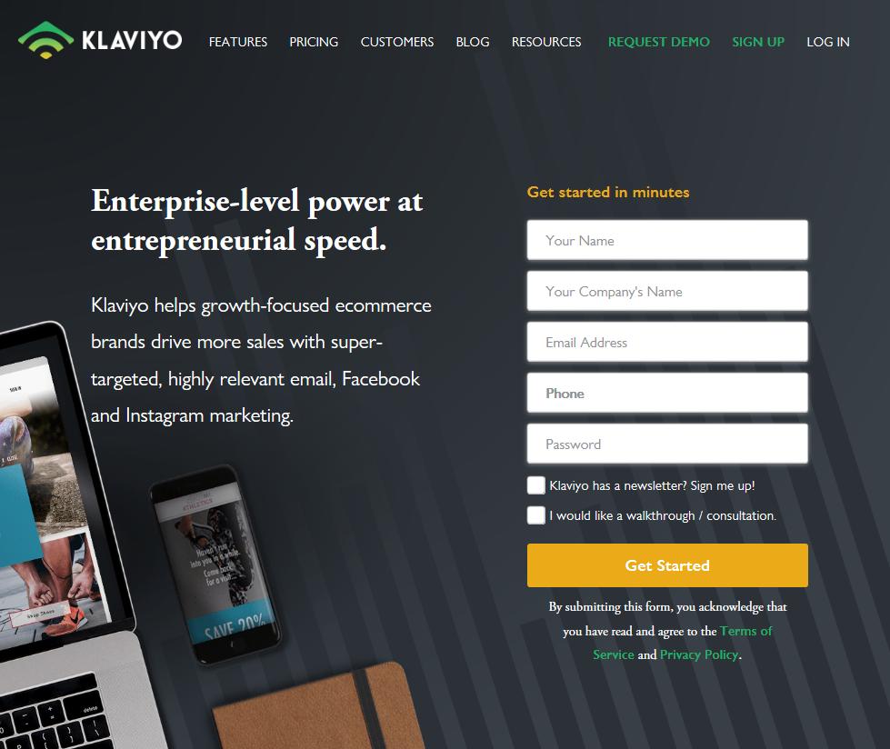 Klaviyo Campaigns API