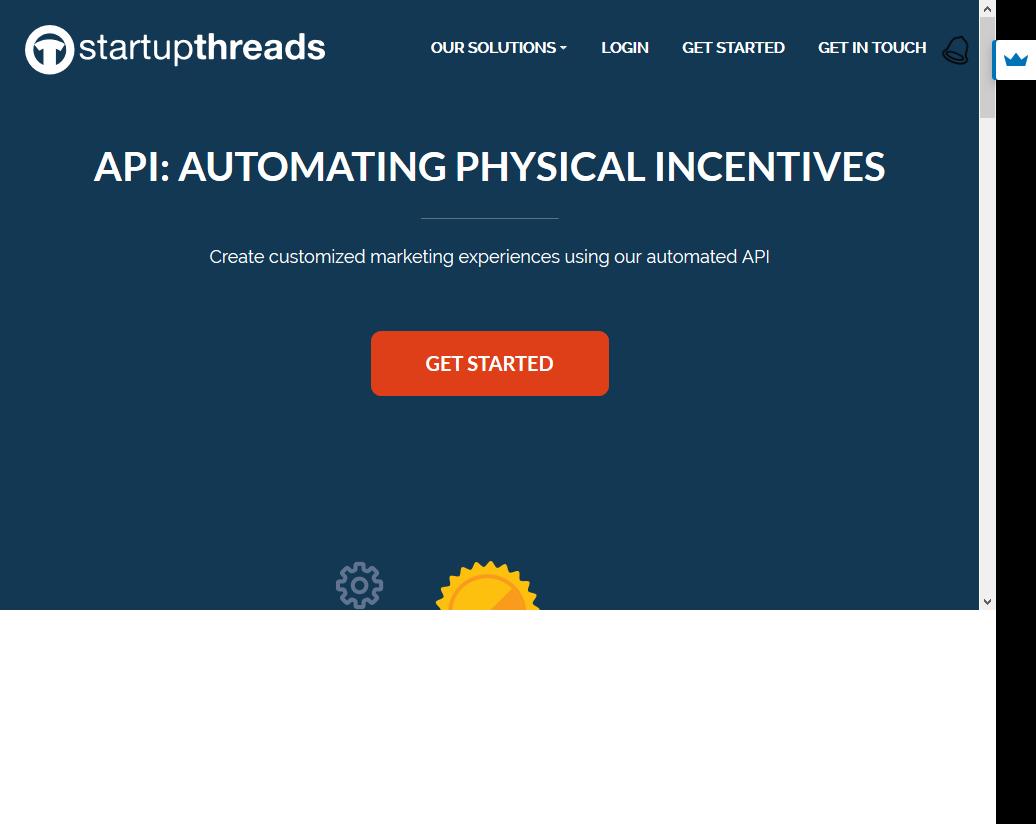 StartupThreads API