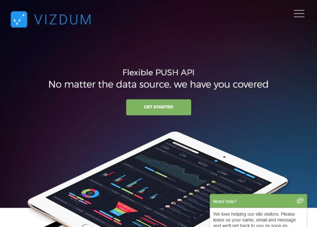 Vizdum Flexible Push API