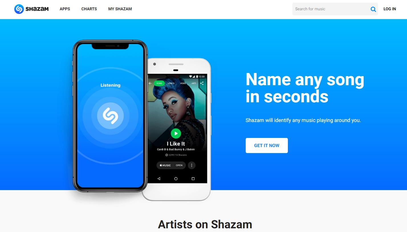 Shazam API