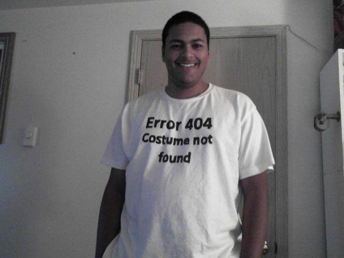 Easy Software Developer Halloween Costumes