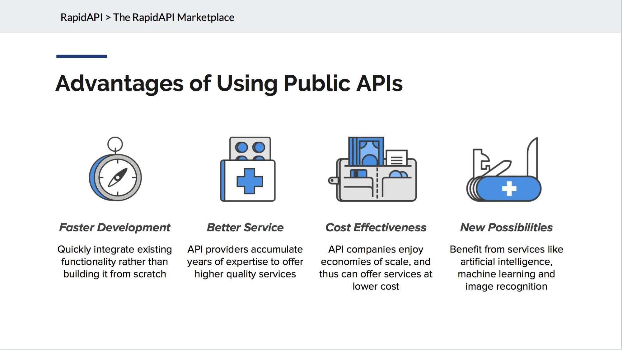 Advantages of Using Public APIs - OCR API