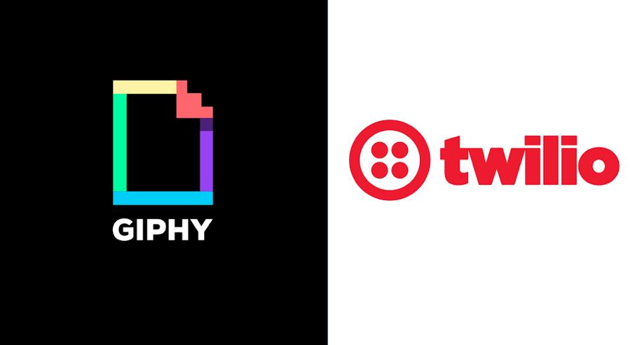 """GIPHY and Twilio """"Text a GIF"""" Project [API Smash]"""
