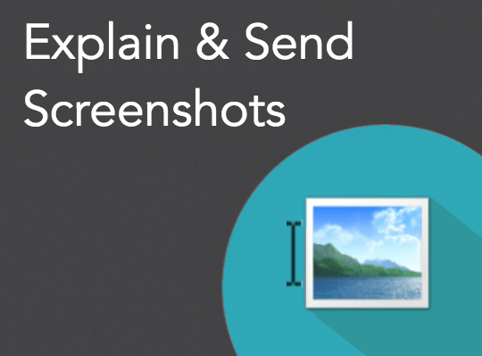 Project Highlight: Explain & Send Screenshots Google Chrome Extension