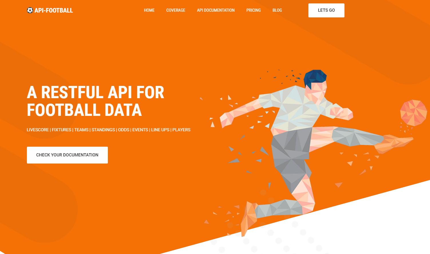 How to use the API-Football API with Python | RapidAPI