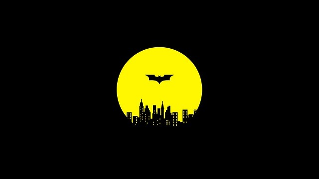 Batman - a hero can be anyone