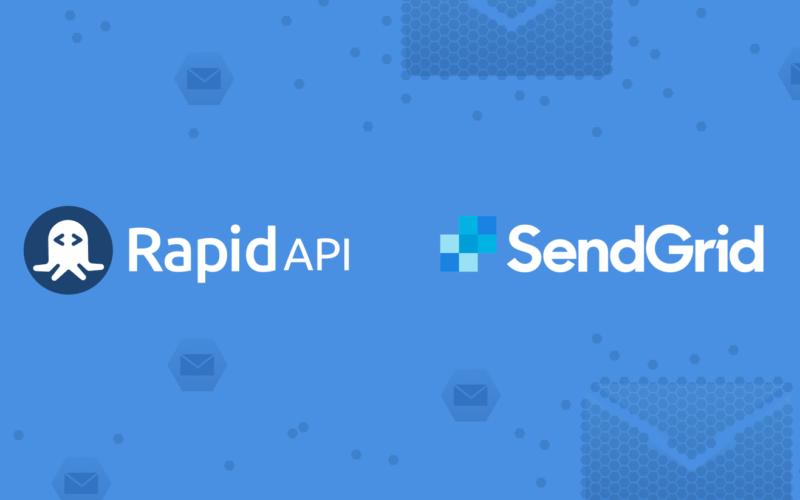 SendGrid API Joins the RapidAPI Marketplace