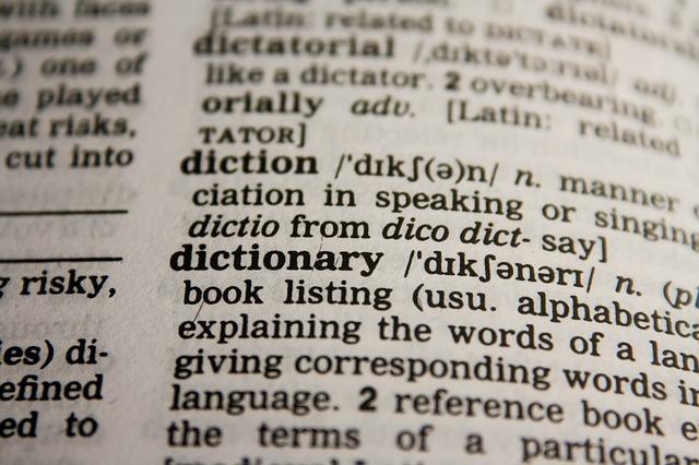 dictionary APIs on RapidAPI