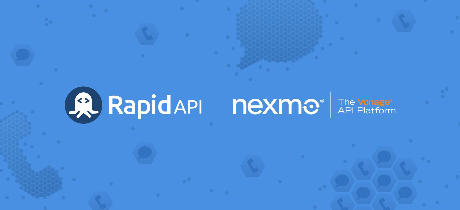 Nexmo APIs on RapidAPI.com