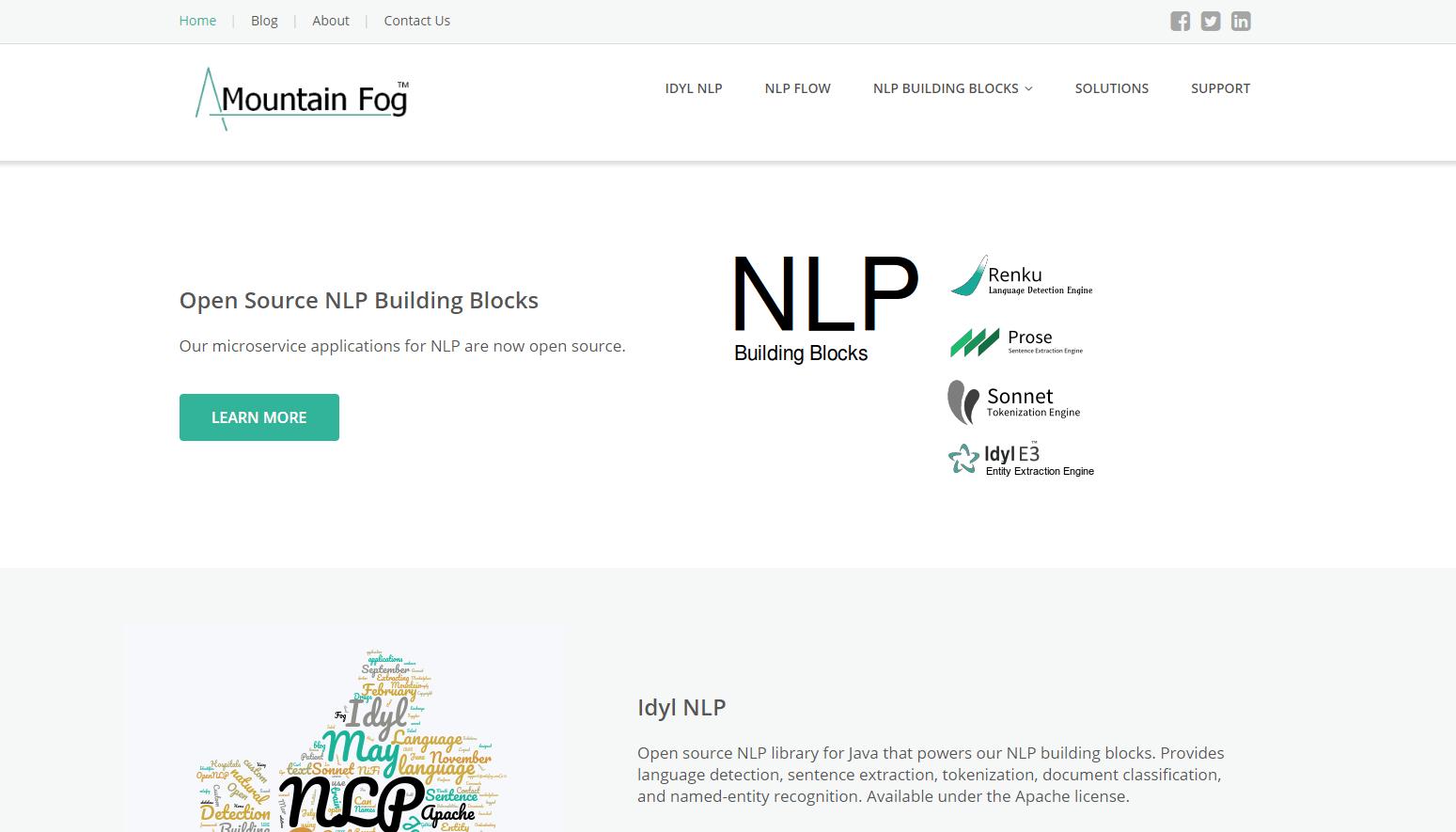 Cloud NLP API on RapidAPI