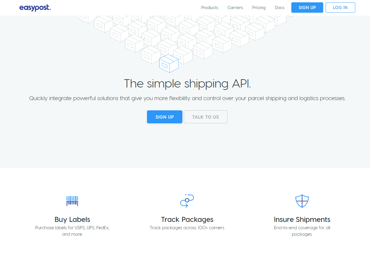 Top 7+ Shipping APIs to Manage and Track Shipments | RapidAPI
