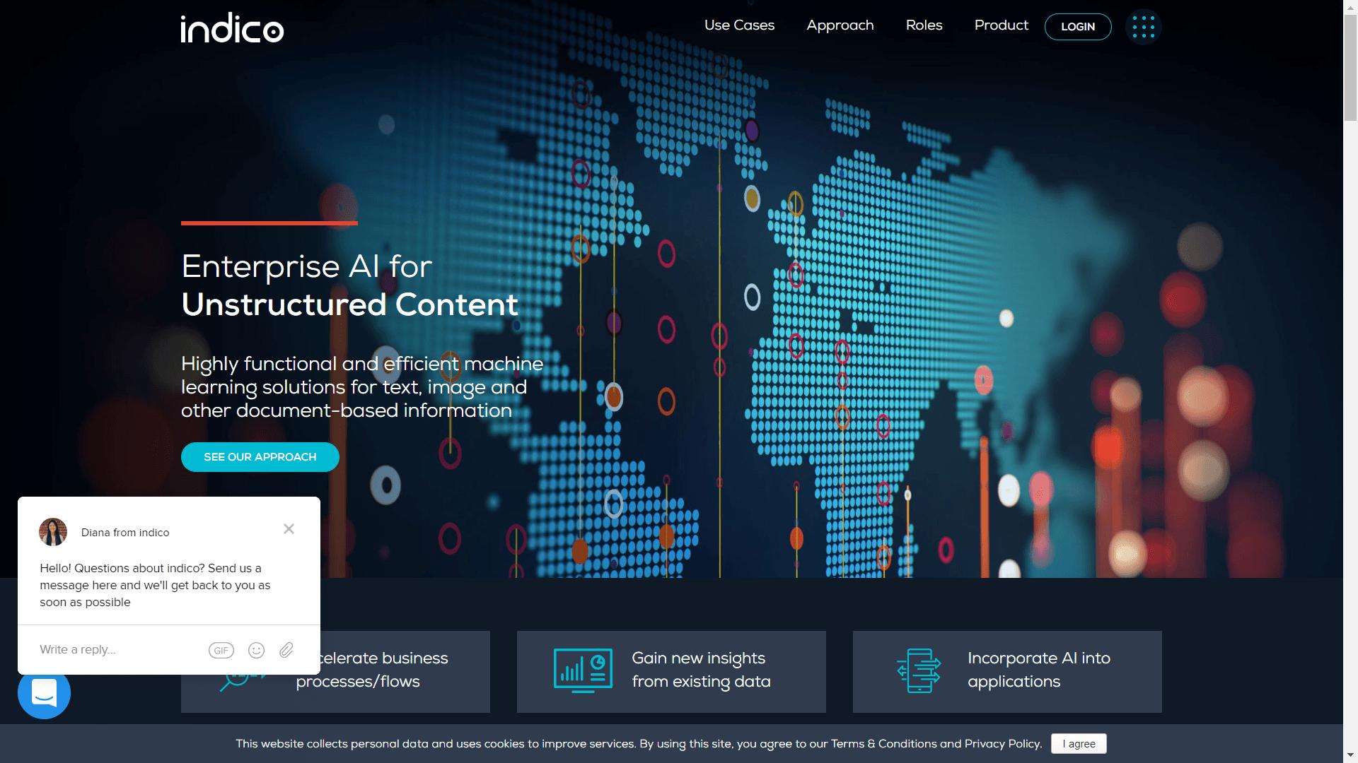 indico API