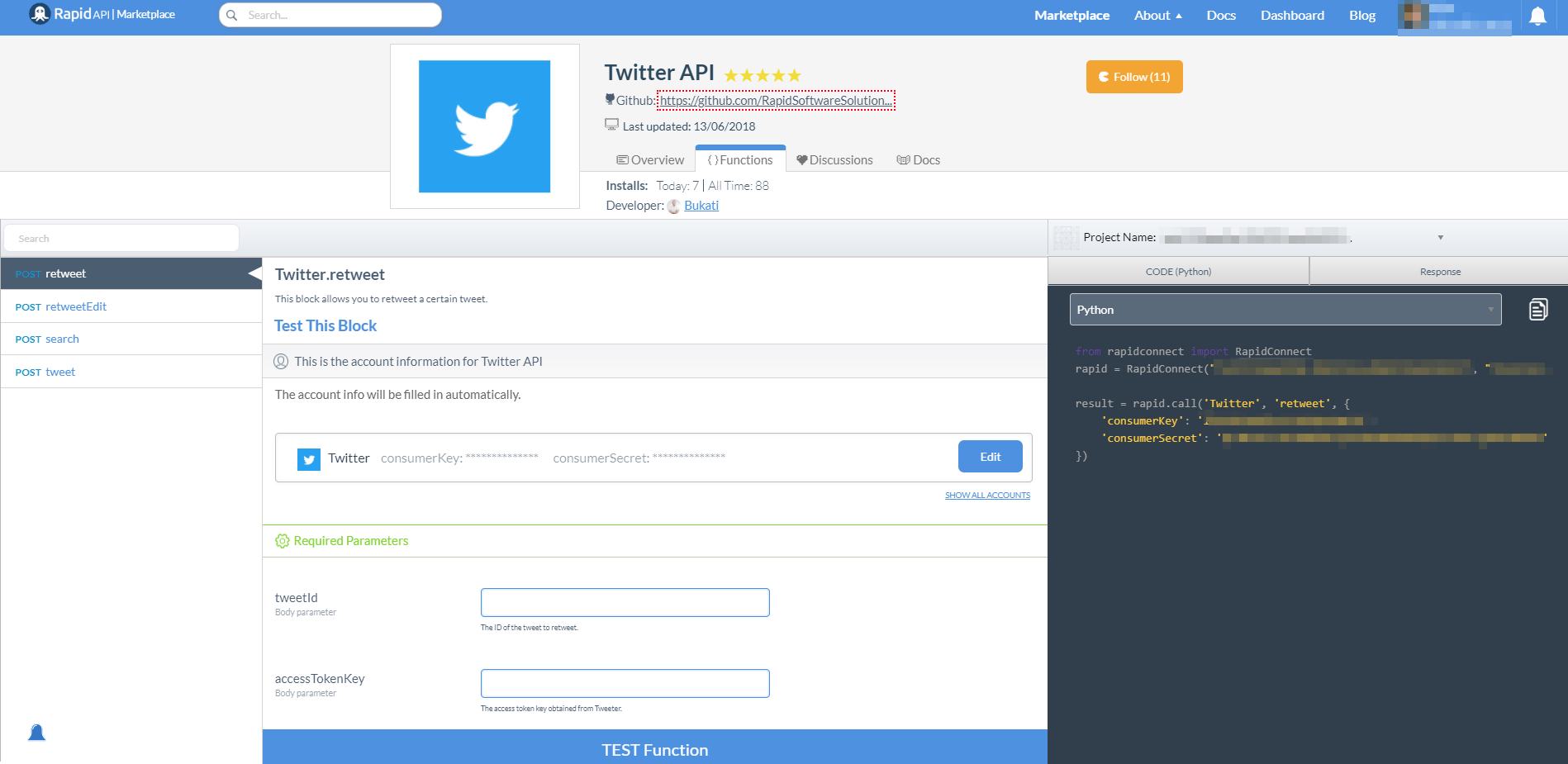 How To Use the Twitter API with Python [4 Easy Steps]