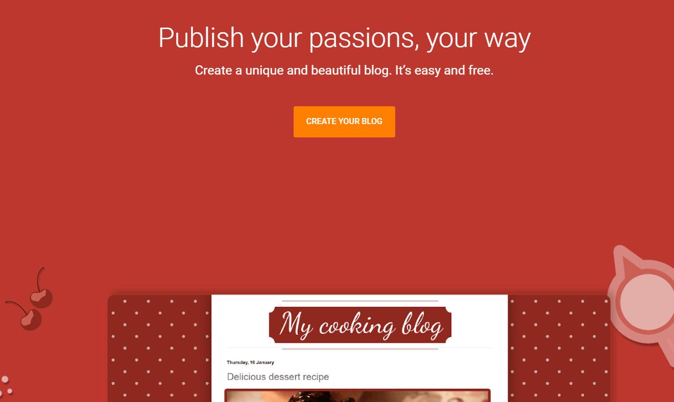 Blogger API